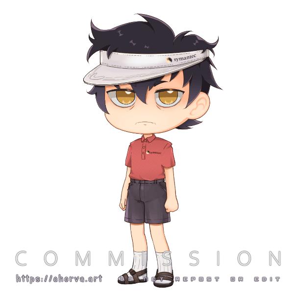 [Commission] Norton
