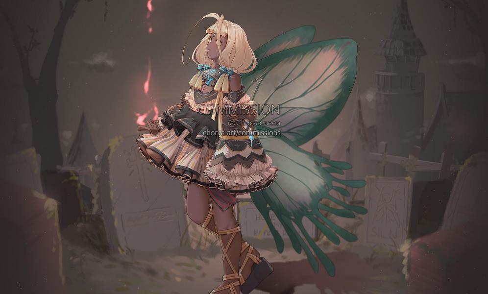 [Commission] Ilalla